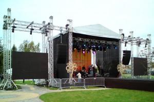 Сцены концертные