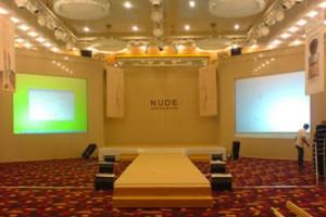 Презентация новой коллекции красок LOreal Nude