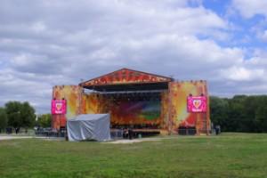 День Города 2012 Парк Коломенское