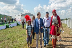 Исторический фестиваль Стрелецкая слобода