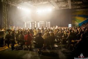 В городе Троицк прошло захватывающее бойцовское шоу