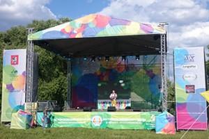 Фестиваль авторской песни в Коломенском