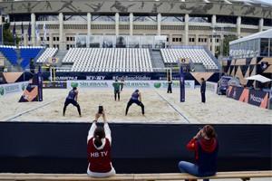 Чемпионат Европы по пляжному волейболу