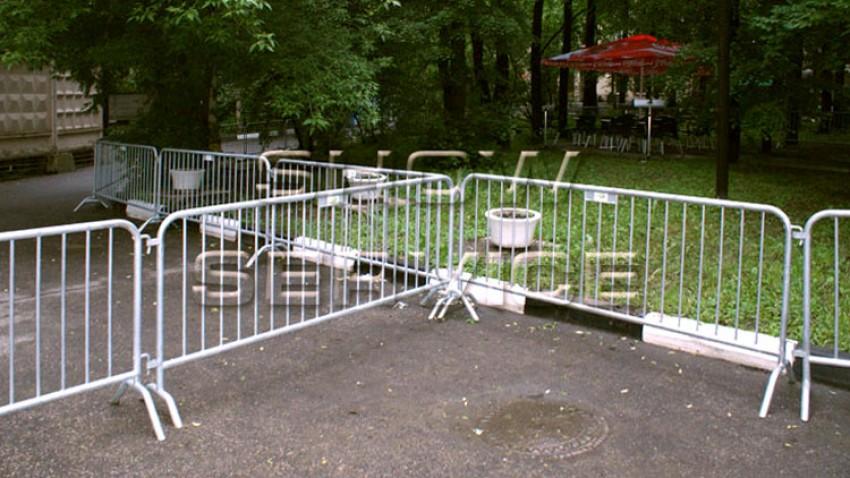 Фан-барьеры