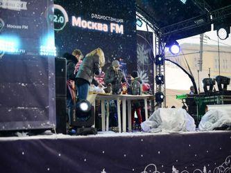 Рождественская сказка с телеканалом Москва-24!