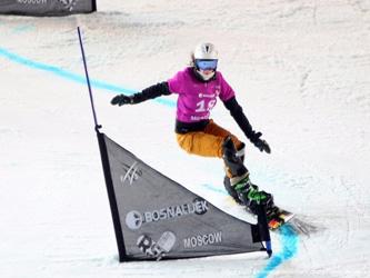 Кубок мира по сноуборду в Крылатском