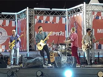 27 мая акробатический рок-н-ролл в России отмечал свое 30- летие!