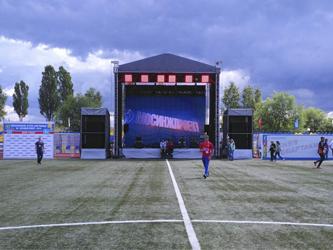 Спартакиада Мосинжпроект