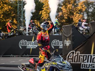 Adrenaline FMX Riders 2016