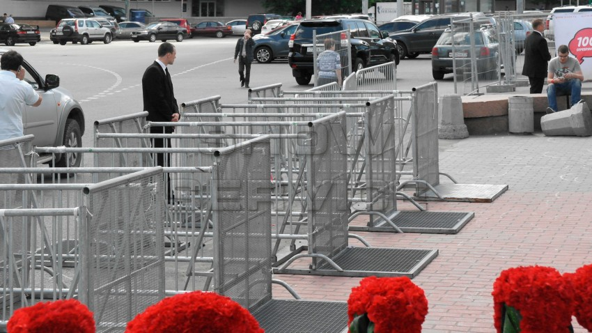 Аренда барьеров